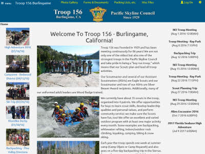 Troop Management Software for Scout Troops